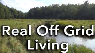 Real Off Grid Living