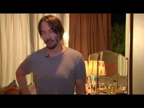 Keanu Reeves Interview Knock Knock!
