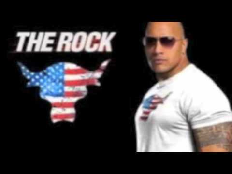 WWE The Rock Entrance Music 2012: If you Smell