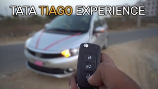 TATA TIAGO DIESEL USER OWNERSHIP REVIEW   MY 1'ST NEW CAR