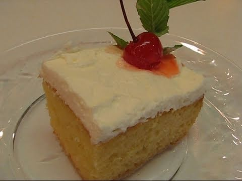 Betty&#8217;s Favorite Tres Leches Cake