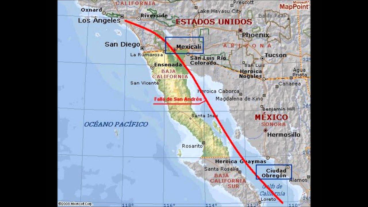 angeles - NASA: Un 'gran terremoto' sacudirá Los Ángeles en los próximos tres años  Maxresdefault
