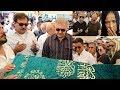 Vatan Şaşmaz Cenaze Töreni  İstanbul'da son yolculuğuna uğurlandı