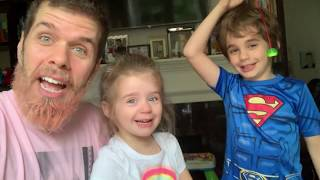 Why I'm Speaking To My Kids In English Now! How To Raise Bilingual Children! | Perez Hilton