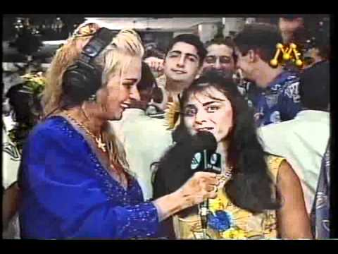 mares do sul baile pre carnavalesco no Ilha Porchat Club (1998)