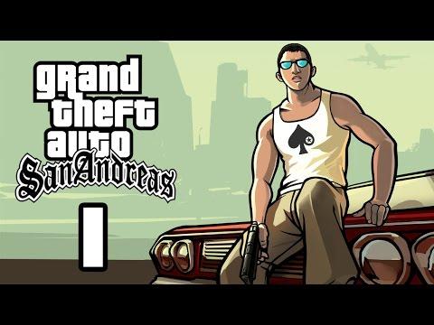 GTA San Andreas HD Lets Play en Español Capítulo 1