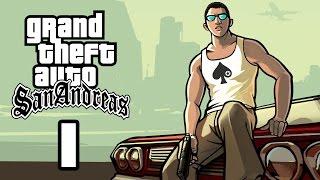 GTA San Andreas HD | Let's Play en Español | Capítulo 1
