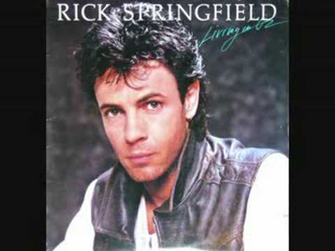 Rick Springfield - I Need You