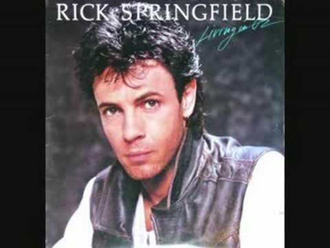 Rick Springfield - I Want You