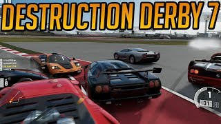 Forza 7 - Destruction Derby 7?