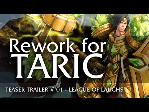 Rework for Taric - League of Laughs (Teaser Trailer)