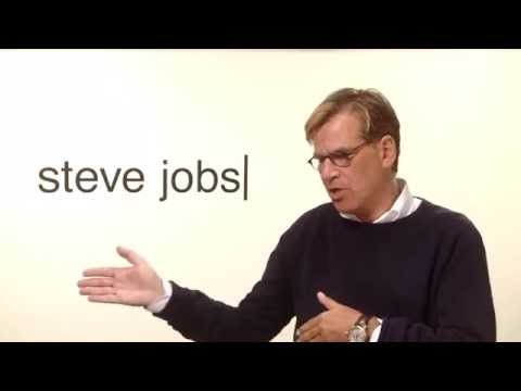 Steve Jobs: Writer Aaron Sorkin Official Movie Interview