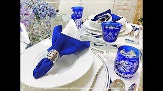 Dicas super baratas para decorar mesa posta