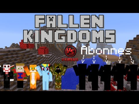 [live 4000 Abonnés] Fallen Kingdoms | Abonnés Vs Blackkdream video