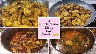 Simple lunch/dinner recipes for guests | Bangladeshi food | Bangladeshi Mum Uk