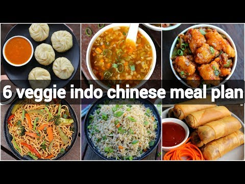 Download  6 indo chinese meal menu recipes | indo chinese menu for dinner party Gratis, download lagu terbaru