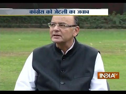 Live: Congress Has Nothing Left to Talk About, Says Arun Jaitley on Cabinet Expansion