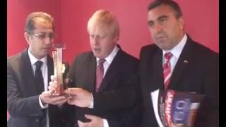 BAKAN BORIS JOHNSON- LONDRA