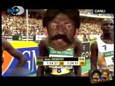 koca kafalar-olimpiyat koşusu