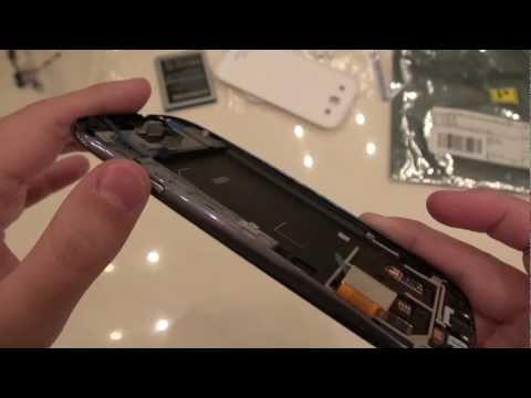 Galaxy S III Rebuild from Destruction!!! *TIME CODED*