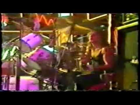 Iron Maiden Prowler Live in Bremen 1981