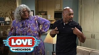 Philip Finds Out He's Going to Be a Father Again | Tyler Perry's Love Thy Neighbor | OWN