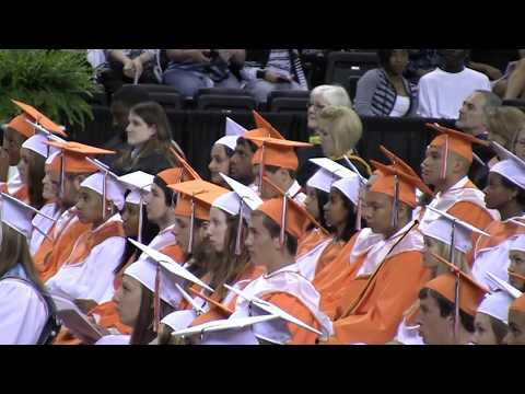 Hart Graduates From Monacan High School