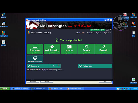 AVG Internet Security 2013 BETA - Test