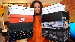 TOP 10 SNEAKERS I REGRET BUYING IN 2019 !!!