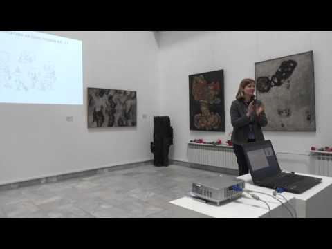 Zografski'music seen trough children's drawings of Olga Gjorgieva