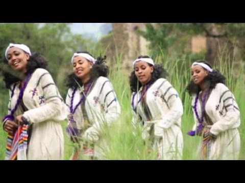 Bahil - Aregash Alene - Hya Hya Gonder - (Official Music Video) - New Ethiopian Music 2016