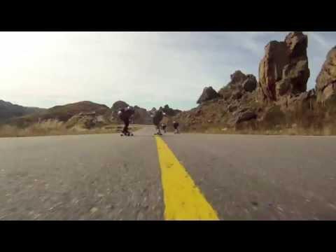 Riders Argentinas DH en Rio Grande, San Luis, Argentina