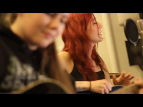 Avenged Sevenfold - Dear God (cover by Sandra Szabo and Adunbee)