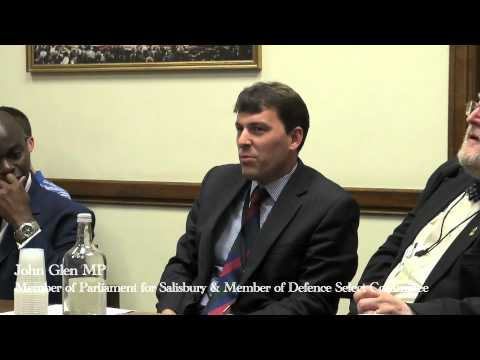 Defence in a Multi-Polar World - A Parliament Street Event