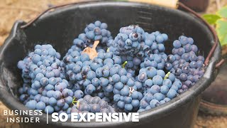Why Champagne Is So Expensive | So Expensive