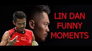 LIN DAN Last Chance (super dives and racket fly,...) Funny moments