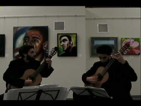 Nikita Koshkin: The Cambridge Suite IV. Ballad