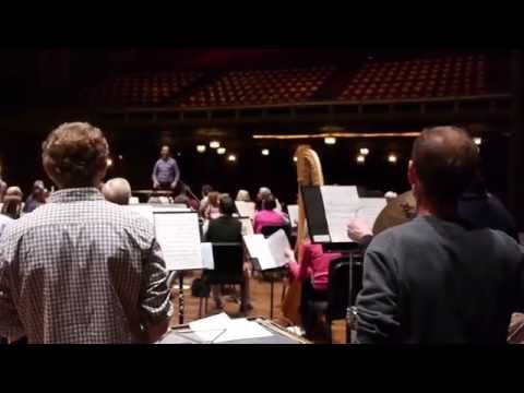 Side by Side with the CSO (2015)