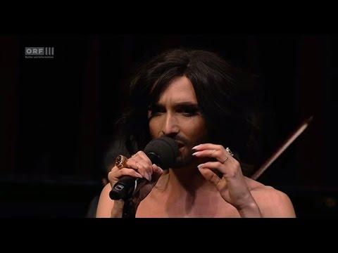 Conchita Wurst ( ORF3, Pop meets Opera,17.05.2015)