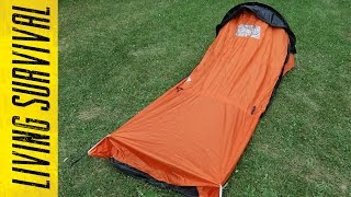 Aqua Quest Hooped Bivy Shelter Review