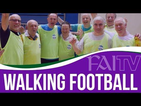 Cross-Border Walking Football Festival
