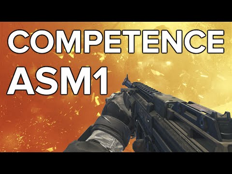 Advanced Warfare In Depth: ASM1 Competence (High Damage Variant Review)