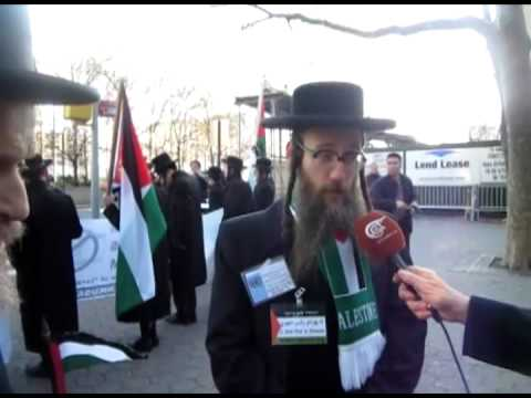 Jewish support for Palestine at United Nations