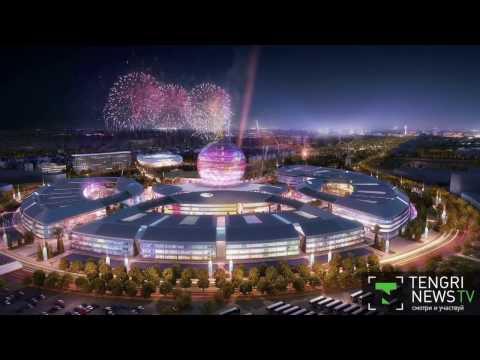 EXPO ASTANA 2017 - KAZAJISTÁN - MASTER PLAN