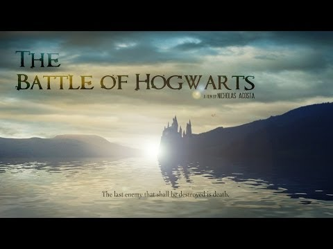 The Battle of Hogwarts - CHAPTER 1 (HARRY POTTER FAN FILM)