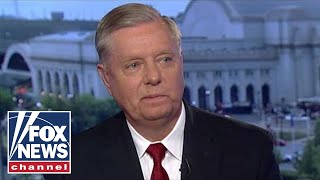 Graham reveals Trump's possible Bolton replacements
