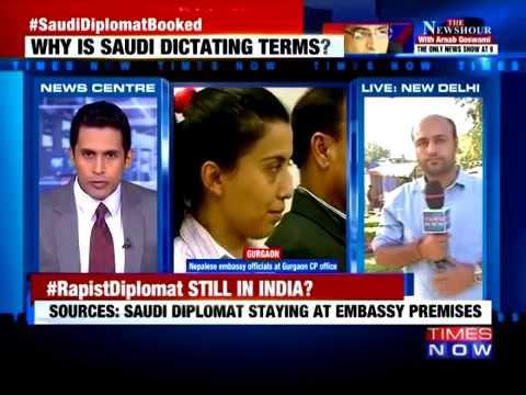 8038 politics Welt 008 003 Times Now Rape Accused Diplomat Residing In Saudi Embassy