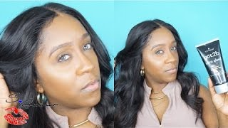 FOOL PROOF WAY TO SECURE YOUR LACE FRONT WIG!?! | NO GLUE | NO TAPE | ft WESTKISSHAIR ALIEXPRESS