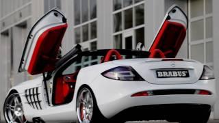 2008 Brabus Mercedes-Benz SLR Mclaren Roadster