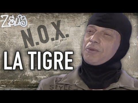 Il comandante dei NOX e la tigre – Marco Della Noce by Zelig